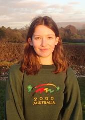 Helena Davies BSc (Hons) CIEEM Qualifying Member